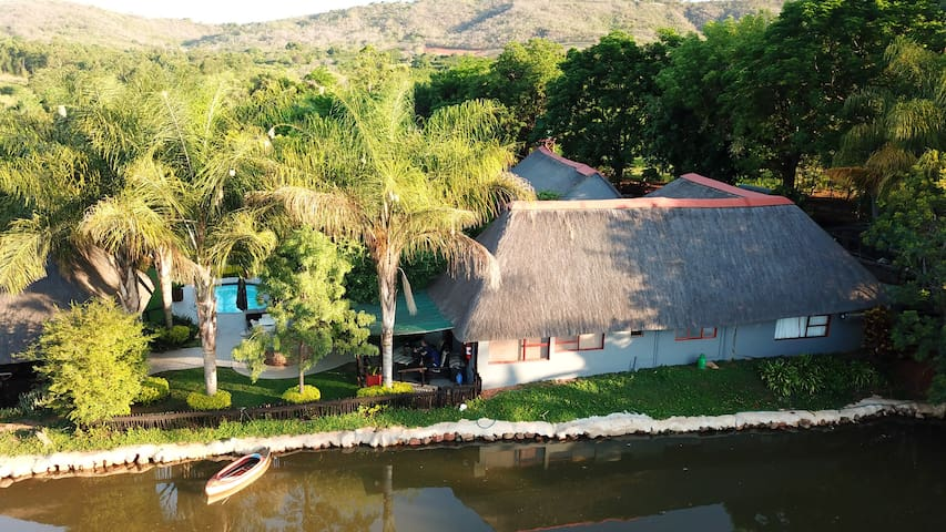 Palmwag Tzaneen Country Guesthouse