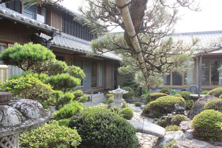 Ise to Kumano Kodo Tea Field Villa - Odai