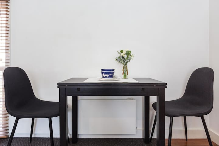 Extendable Breakfast or work table