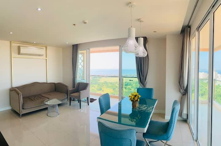 Grand Caribbean Pattaya 2 bedroom