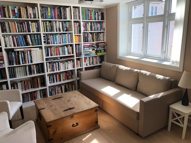 1 Bedroom on Mt. Fløyen, Bergen City Center