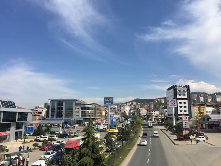 A great apartment in Yomra, Trabzon