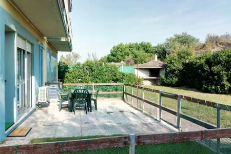 Beach House with BBQ Garden in Chioggia - Venice