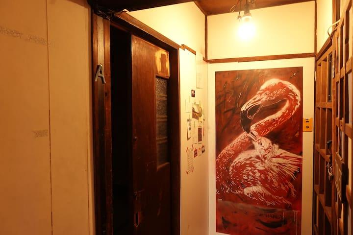 【Sale now!】dorm room【Cafe and hostel】