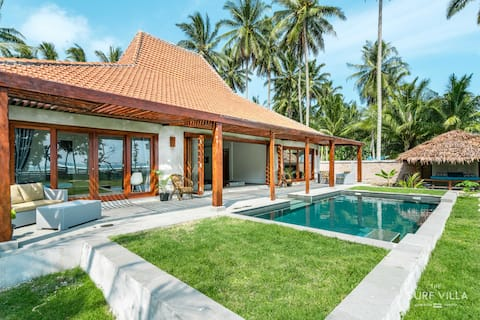 The Surf Villa at Ujung Bocur
