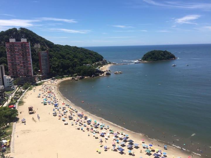 Melhor vista de Caioba na praia mansa!