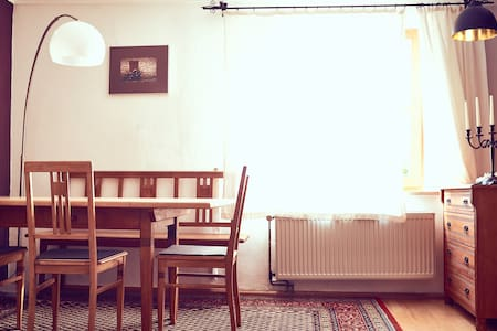 Wohnung im Stadtzentrum, liebevoll ausgestattet - Landshut