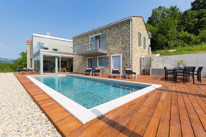 Villa Akazija, Croatia Luxury Rent