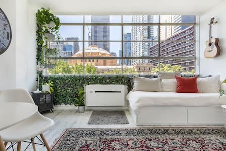 Designer Retreat in the Heart of Mebourne