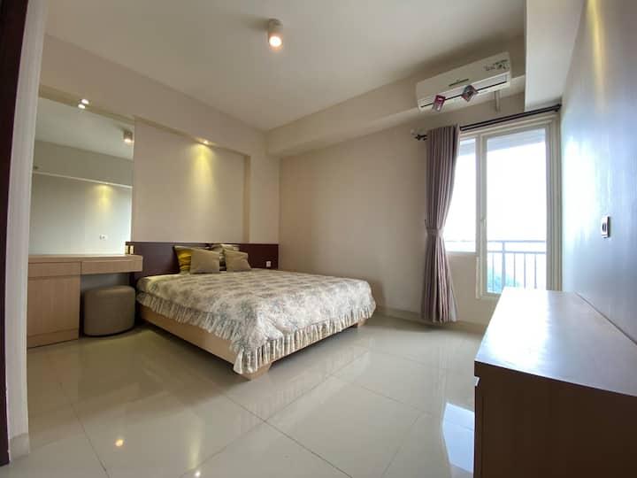 Spacious 2BR Apartment in Ciumbuleuit Area