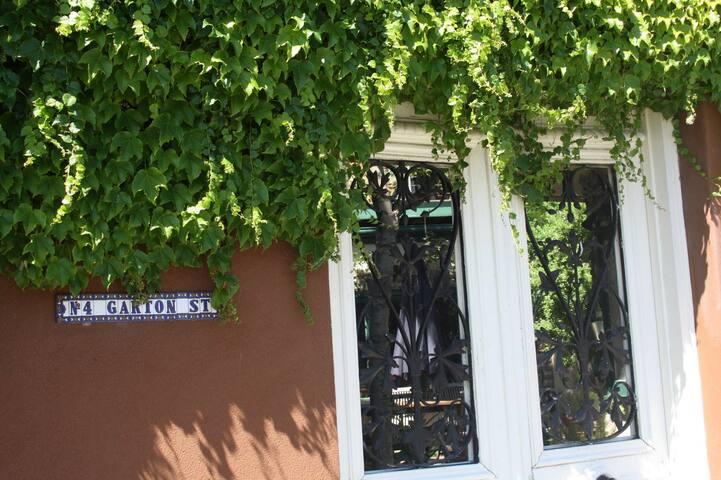 Chez Babette - Twin Room - Bed & Breakfast - Port Melbourne - Bed & Breakfast