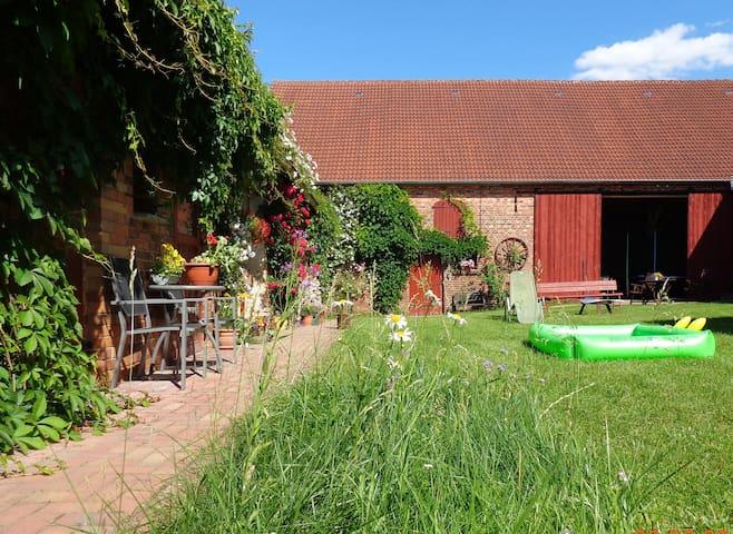 Spreewaldhof für Fam. und Naturliebhaber - Whg. 1