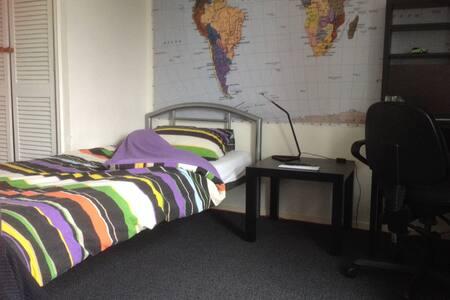 eenvoudige kamer in rustige buurt - Nijmegen