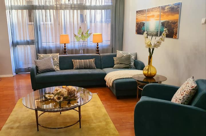 Fully furnished 3 bedroom apartment opposit UNECA