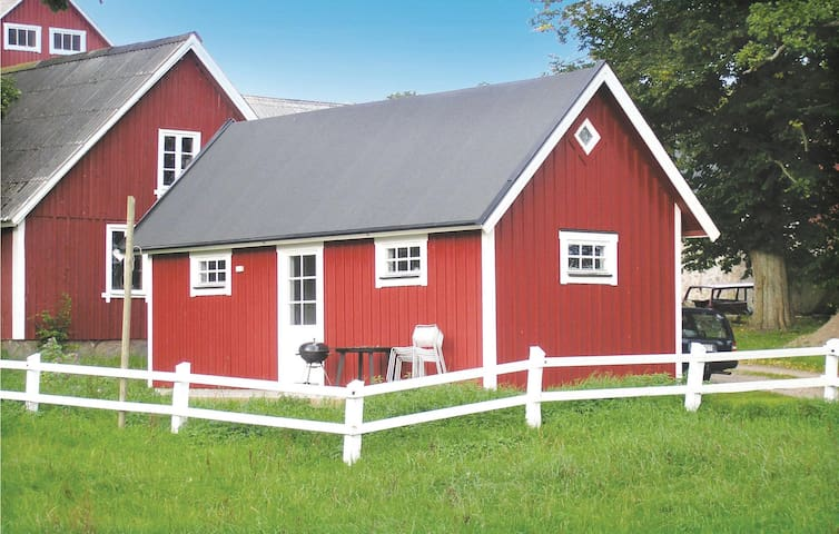 Holiday cottage with 1 room on 32 m² in Laholm