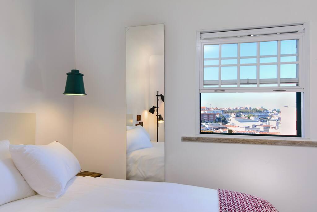 Fen tre sur lisbonne appartements louer lisboa for Louer chambre sans fenetre