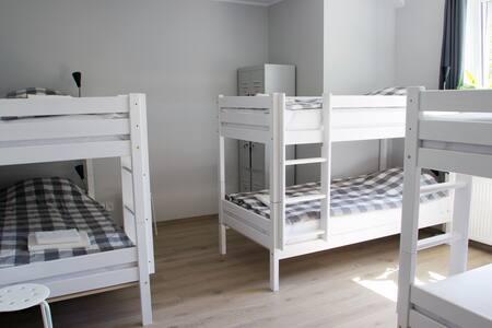 NEW Hostel HONEY DEN Gdańsk 6 beds - Gdańsk - Bed & Breakfast