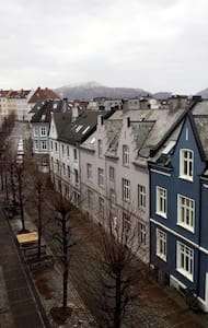 Modern apartment 5 min from Bryggen - Bergen