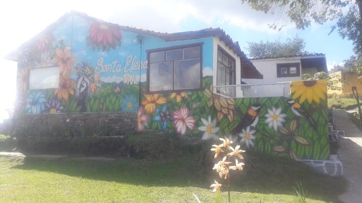 Apartamento Rural Rocío de Santa Elena.