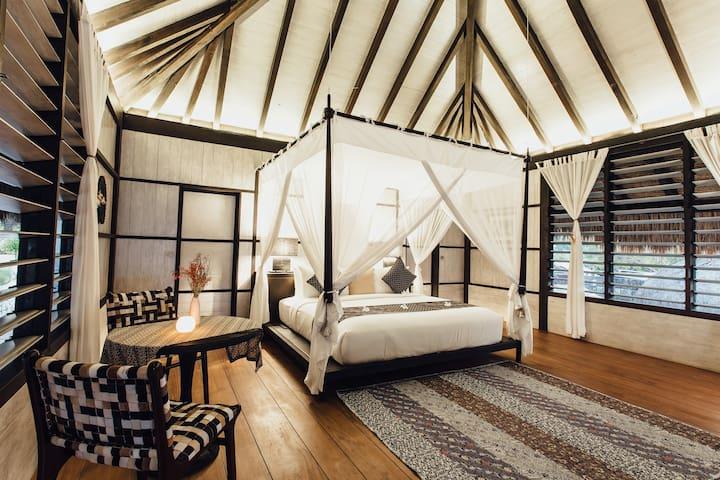 Scenic One Bedroom Jurang Villa in Bali!
