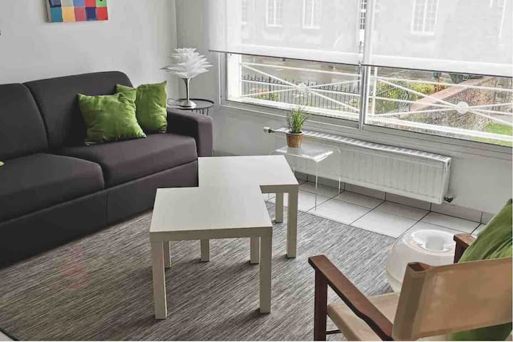 Appartement T2, moderne, spacieux et lumineux.