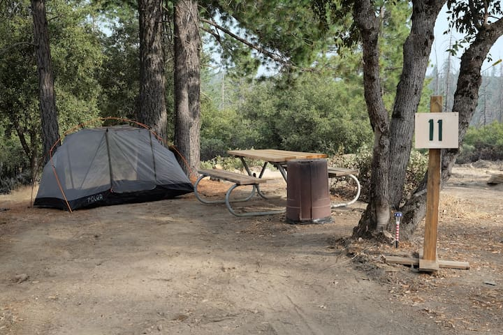 Wilderness Tent Camping 24Mi from Yosemite #11