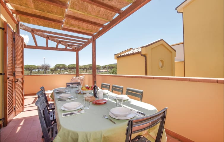 Holiday apartment with 3 bedrooms on 110m² in Alberese Grosseto GR