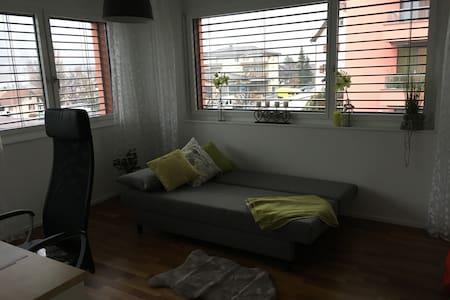 Gemütliches Gästezimmer in einer neuen Wohnung - Chur