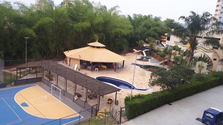 Golden Dolphin grand hotel diversão e conforto 24h