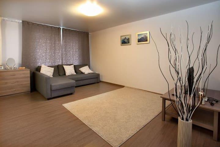 Однокомнатная квартира в новом доме - Novye Bateki - Leilighet