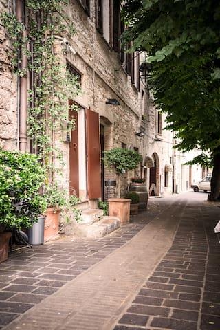 La Piazzetta Assisi - Apartment - Assís - Pis