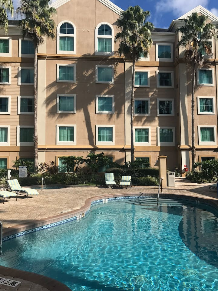 Excellent apartment to enjoy near Disney