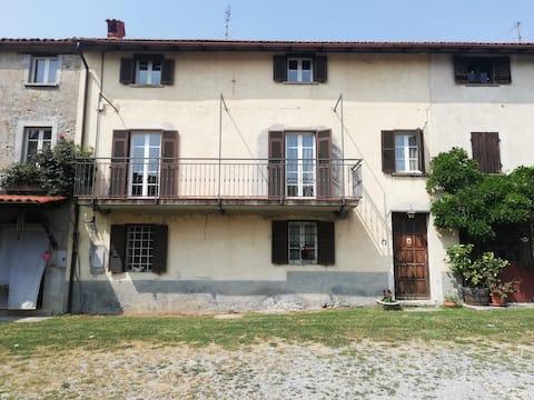 Albaretti house - intera casa