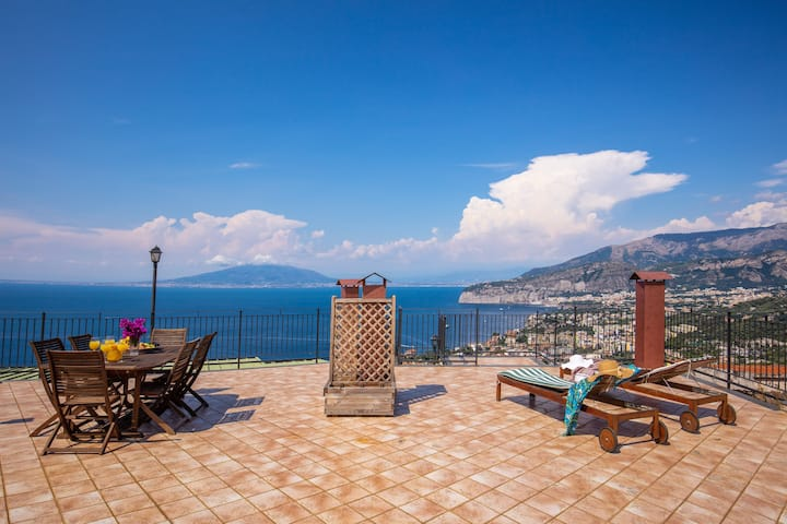 Villa Heart and Soul of Sorrento