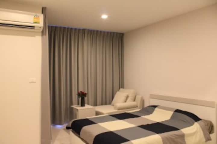 Desirable Room near Lumpini MRT/Sathorn,Silom/Wifi
