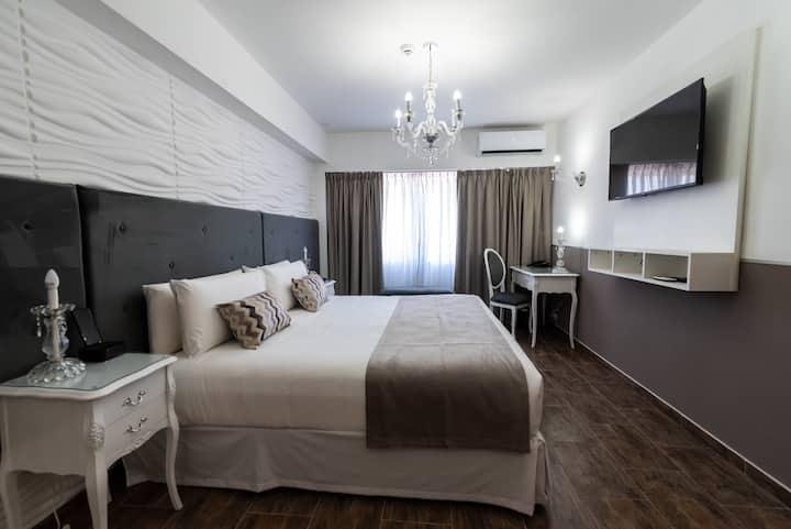 Habitación Classic Doble en Ker San Telmo
