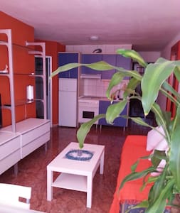 Apartamento con parking - Apartament