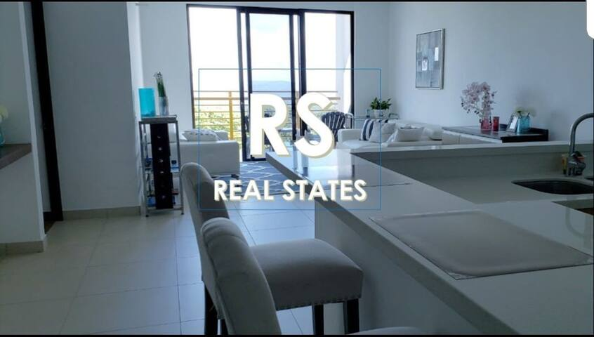 Habitación en apto moderno y exclusivo en Escalon