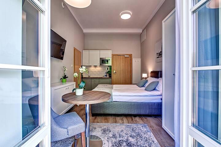 Apartament nr 10 w Joyinn Aparthotel