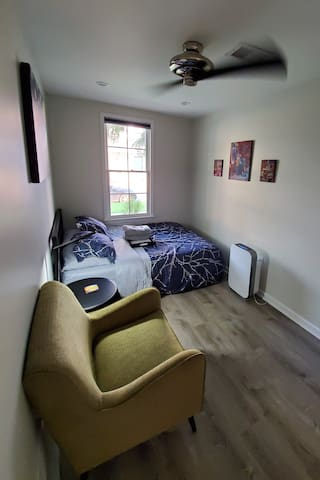 Modern Room in Historic Corktown