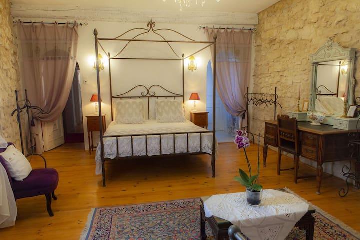 Chambre La Reine Victoria