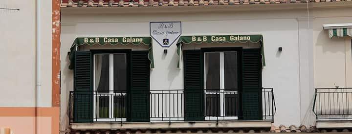 """B&B Casa Galano - Room """"MARINA"""""""