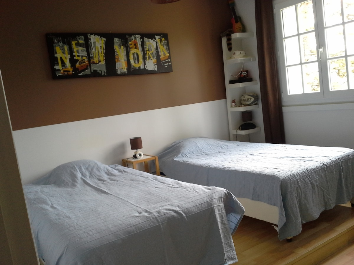 Bed and breakfast annecy le vieux for Chambre a louer annecy