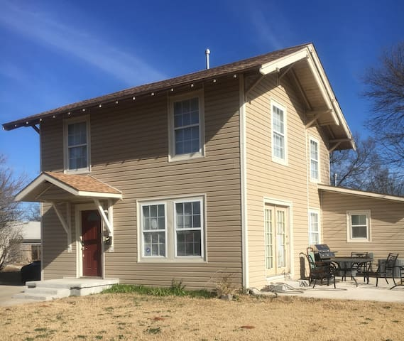 Great spacious home near OK State Fair Grounds
