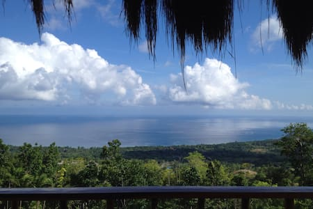 1-1overlooking sea view cottage - Siquijor