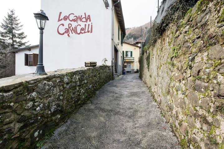 B&B Locanda Carnicelli - Pascoso