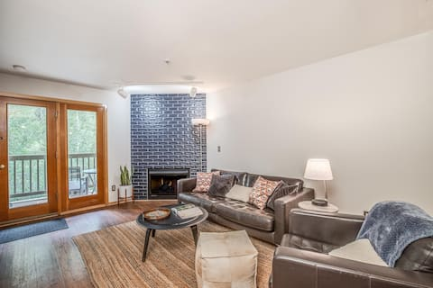 Lovely 2-bed Frisco condo - Main St and bike path