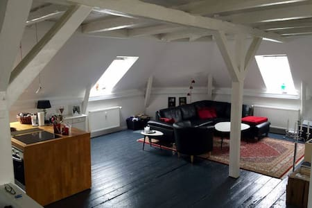 New yorker apartment in the heart of Roskilde - Roskilde