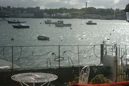 Turnstone Cottage overlooking the River Tamar - Torpoint - Haus
