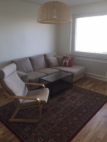Sunny apartament with a view - Stockholm - Wohnung
